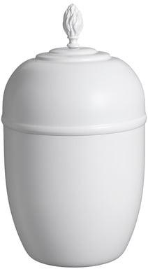 alfa vit urna järn