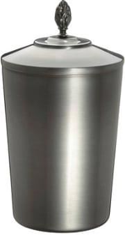 gamma grå urna järn
